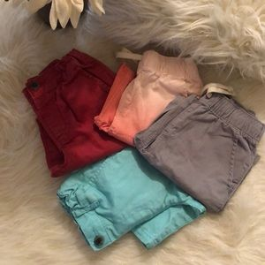 4 Pairs Of Children's Place Shorts
